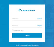 Eastern Bank – web